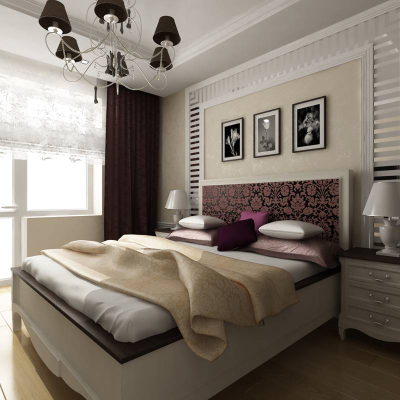 Дизайн спальни современная классика фото дизайн