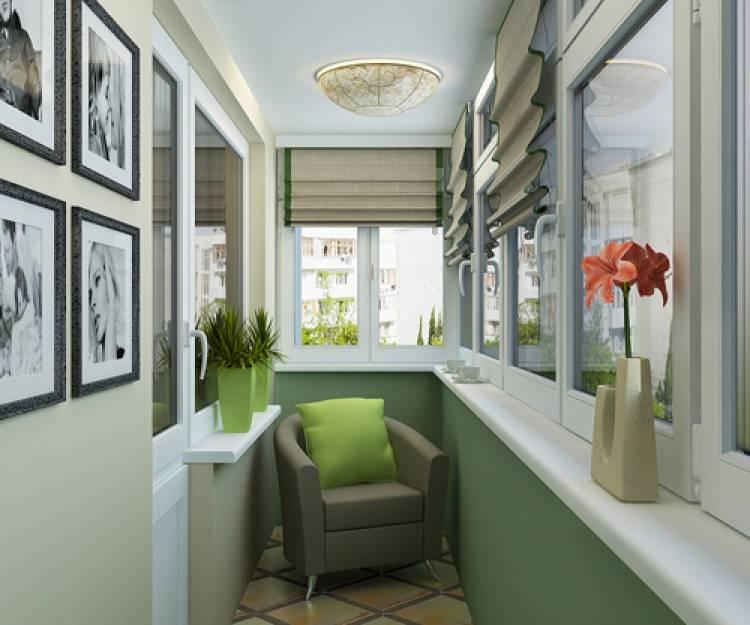 Балкон интерьер дизайн фото