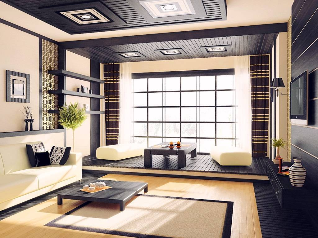 Японские мотивы в студии 25 кв
