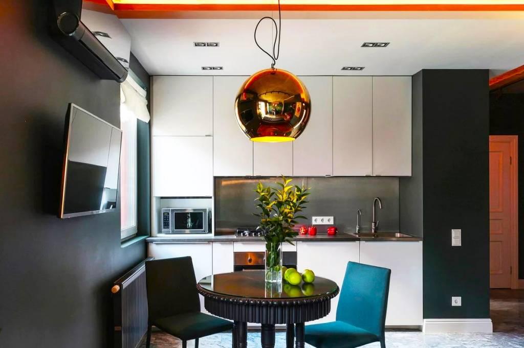 Дизайн двухкомнатной квартиры 50 метров
