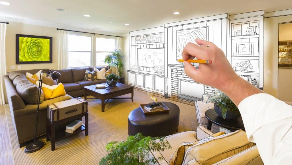 Переезд в новую квартиру, или дизайн с нуля